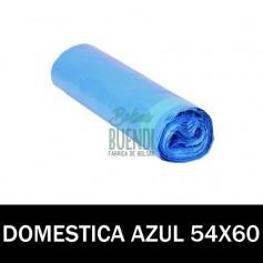 BOLSAS DE BASURA NEGRA 52X60 20 SERV G.75