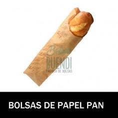 BOLSAS DE PAPEL PAN 10X5X51