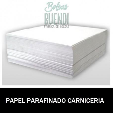 PAPEL PARAFINADO CARNICERIA