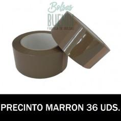 ROLLOS DE PRECINTO MARRON
