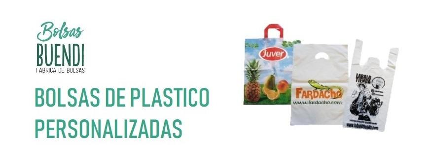 BOLSAS DE PLASTICO IMPRESAS